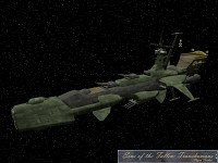 Rogue Arcadia Class Capitalships