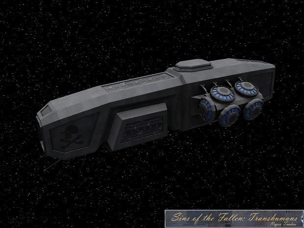 Rogue Ghost Class Capitalship