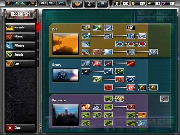 Rogue Traders Screenshots