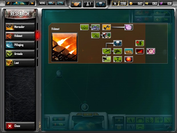 Rogue Traders Screenshots