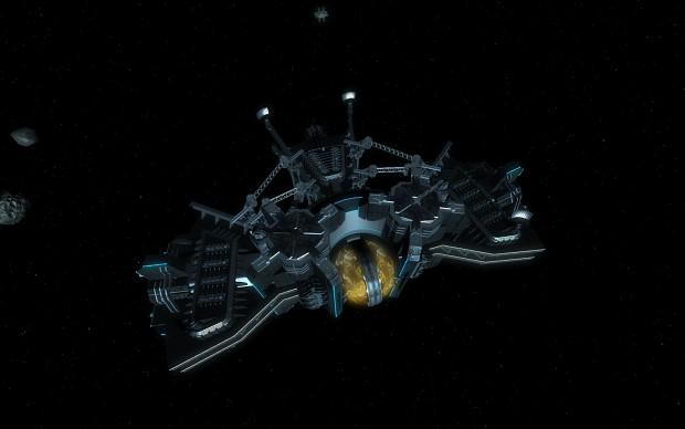New xenon station