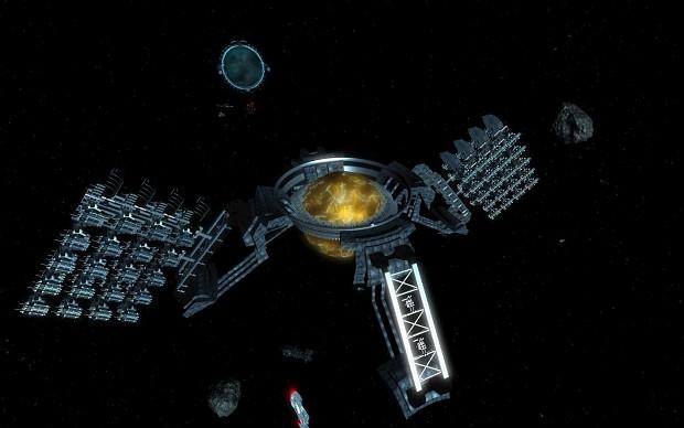 "New xenn station ""industrial complex core"""