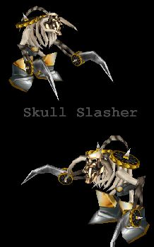 Skull Slasher