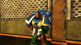 Space Marine Customiser