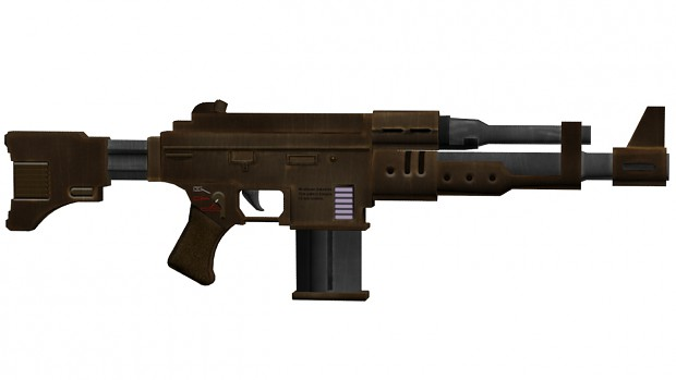 New Autogun Render