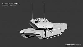 M3A3 Abrams