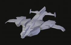 FSA Heavy Dropship (wip)