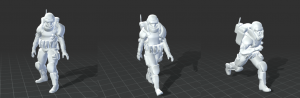 Grunt Animation Cycles