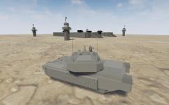 Prototype Tank Rig Complete