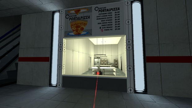 Portal Pizza Kiosk