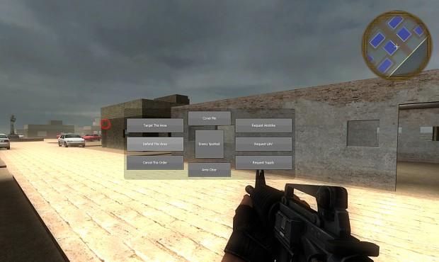 HUD image - Project War mod for Garry's Mod - Mod DB
