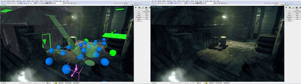 Wreckage - AI navigation II