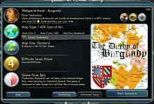 The Duchy of Burgundy