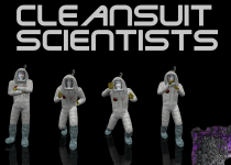Cleansuit Scientists!