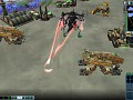 Fixed lasers and lots of fire power