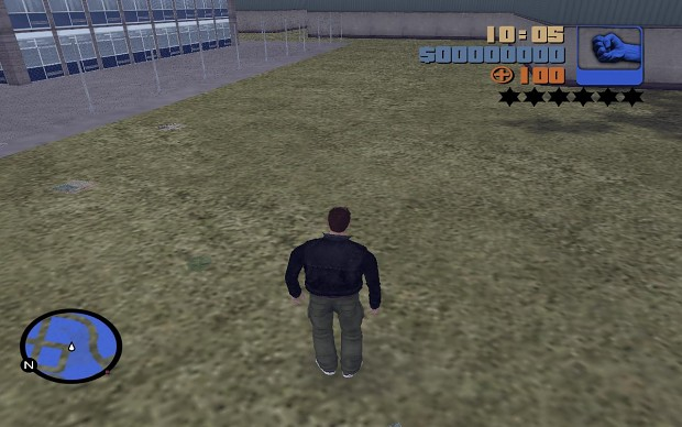 New GTA 3 Grass