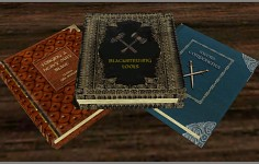 New books in 1.6