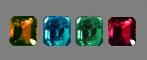 New Gems: Topaz & Sapphire