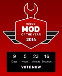 It's time for moddb mod awards!