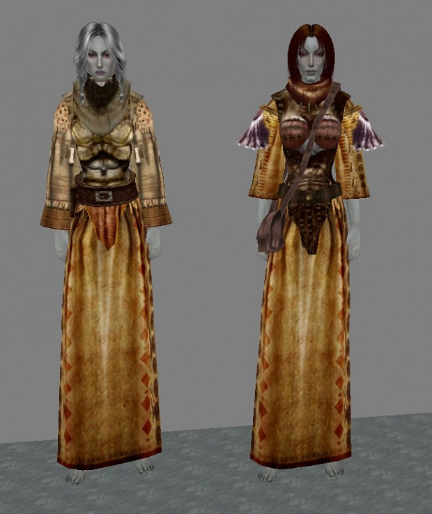 Would you like to see these robes in Rebirth?