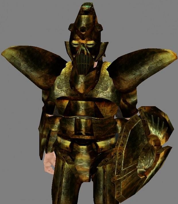 Dwemer Armor Replacer (Opinial)