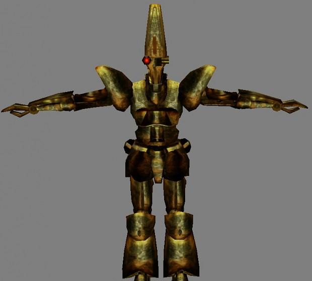 Dwemer Repair Bot