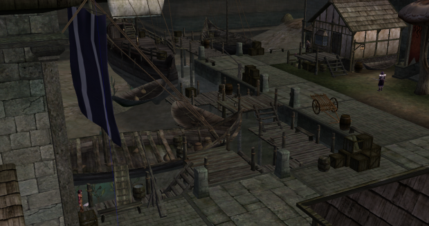 Ebonheart Docks