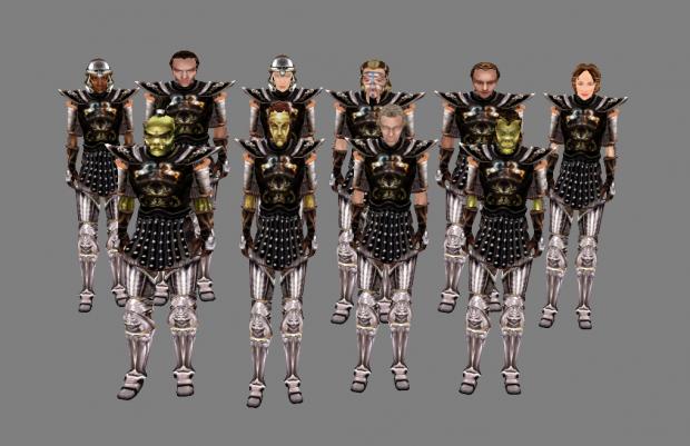 Anti-cloned Imperial Legion