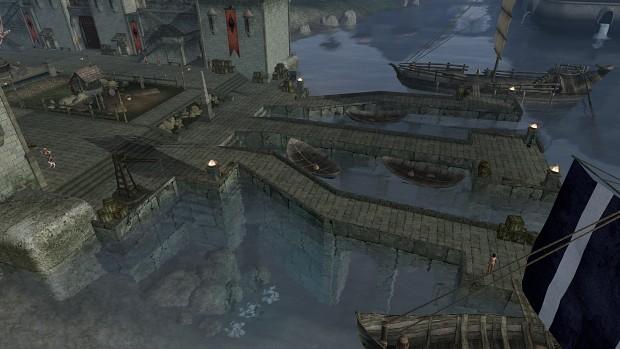 Ebonheart Docks WIP