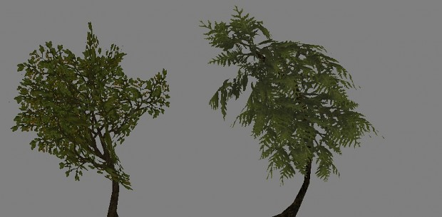 Roobrush & Chokeweed