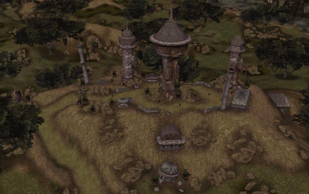 New Dwemer Ruin