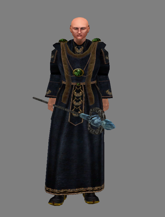 Trebonius' Robe