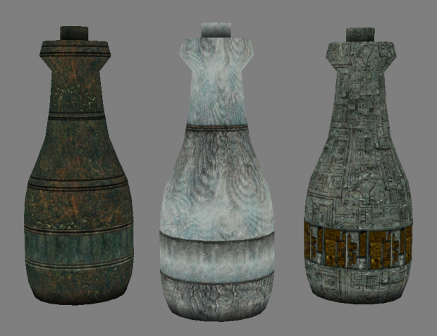 New textures for unique potions image - Morrowind Rebirth