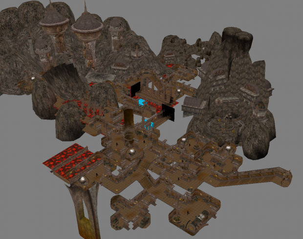 New dungeon