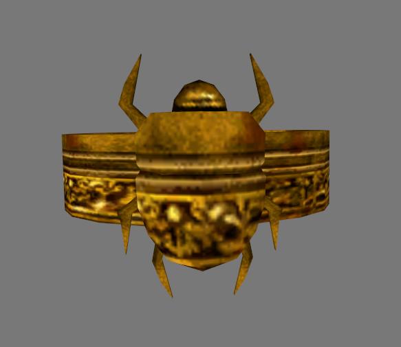 Dahrk Mezalf's Ring
