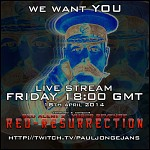 Live Stream 18th April 18:00 GMT