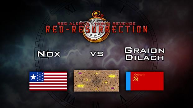 1v1 Nox (United States) vs Soviet Russia (Graion Dilach)