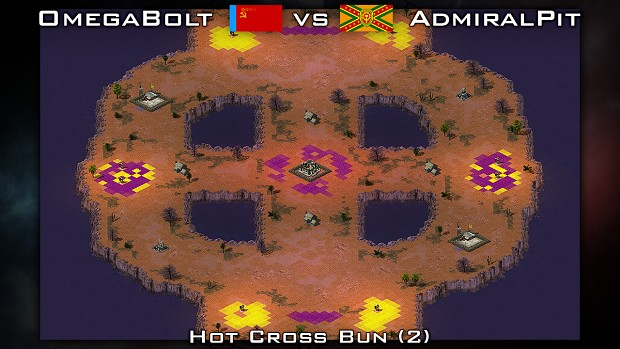 YouTube: 1v1 on new map Hot Cross Bun (2)