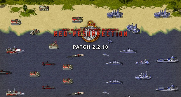 Patch 10 naval update released