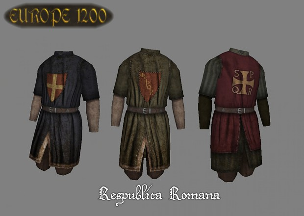 Roman citizen clothing