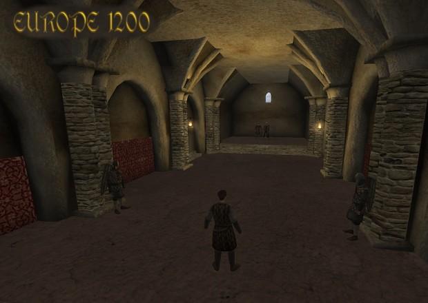The Hall of Segovia