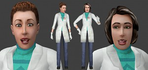 Stuff I've been working on - Female Scientists