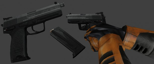 Stuff I've been working on - USP Package