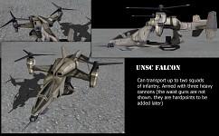 UNSC Falcon