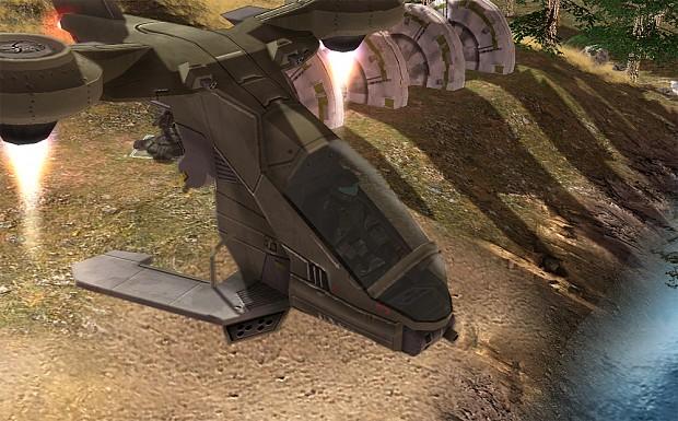 New Hornet model with pilot