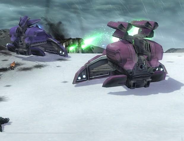 AAA Wraith in action