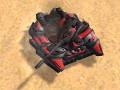 Updated Cybran T1 Battle Tank model