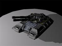 Rommel Tank (MK 2)