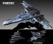 UEF T2 Fighter
