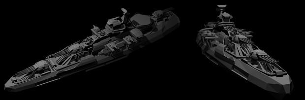 Aeon Ship wip